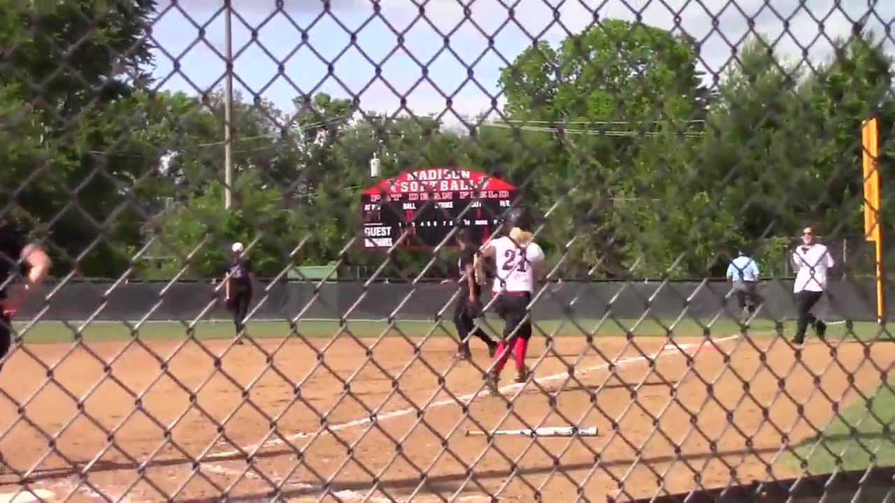 Three home runs clinch Madison's win over Battlefield