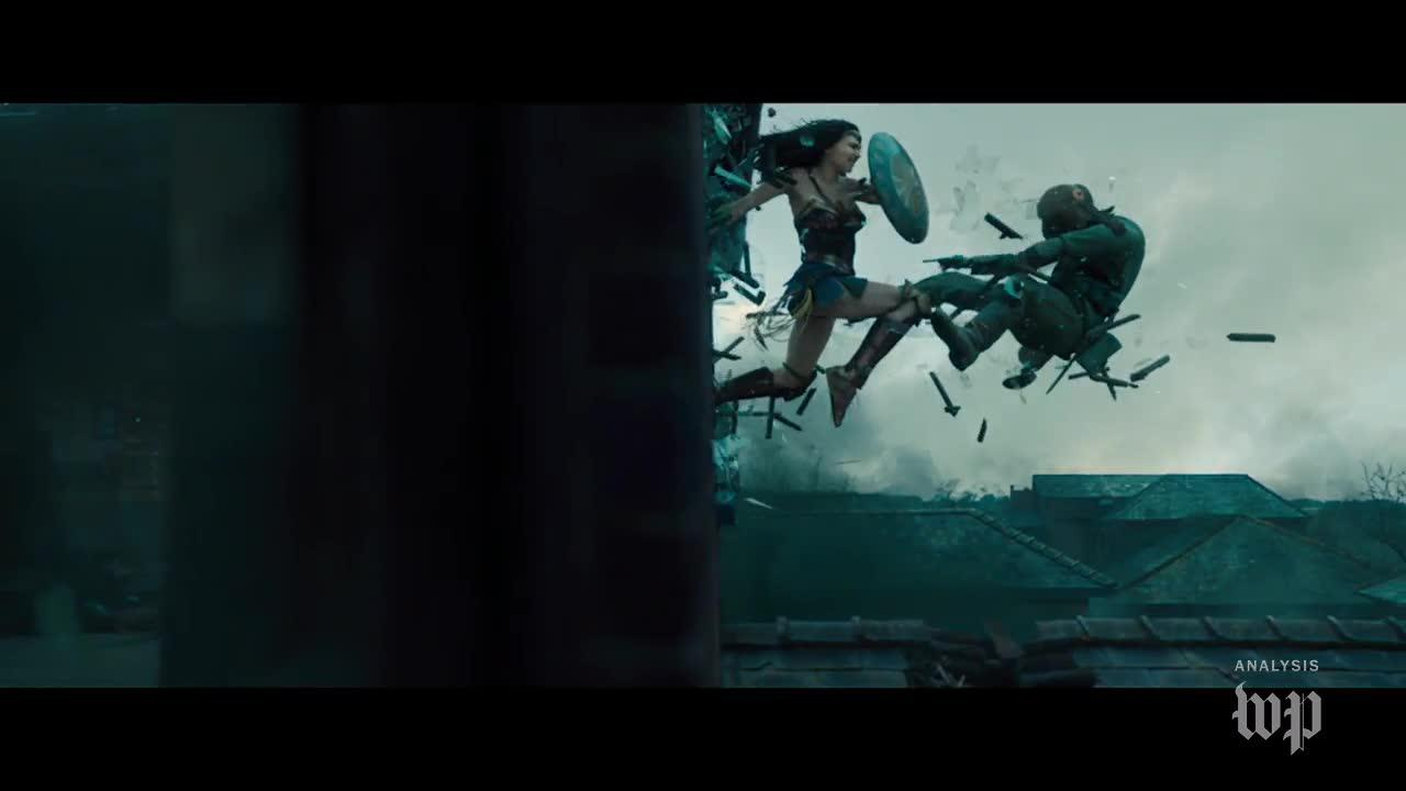With 'Wonder Woman,' DC finally gets it right