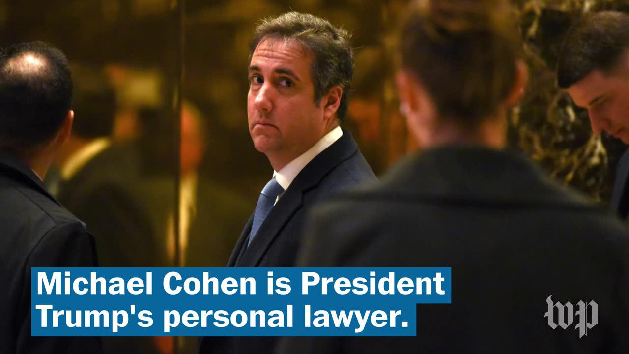 Congress asks Trump attorney Michael Cohen to turn over documents, testify