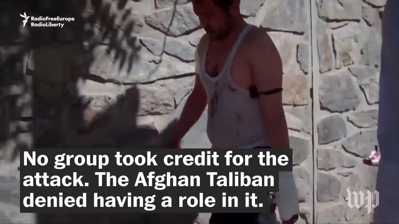 Massive blast in Kabul leaves at least 80 dead