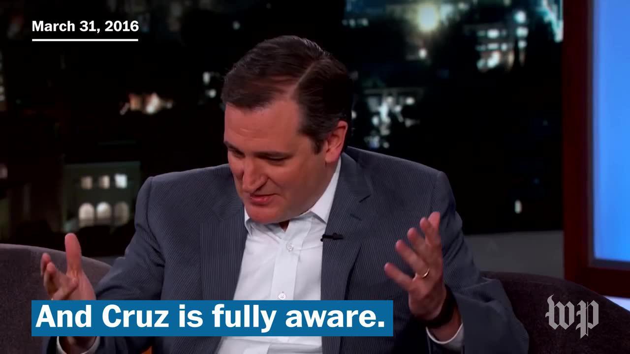 Al Franken is the latest senator to go after Ted Cruz