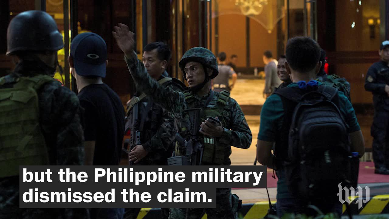 Questions remain about Manila casino attacker's motive