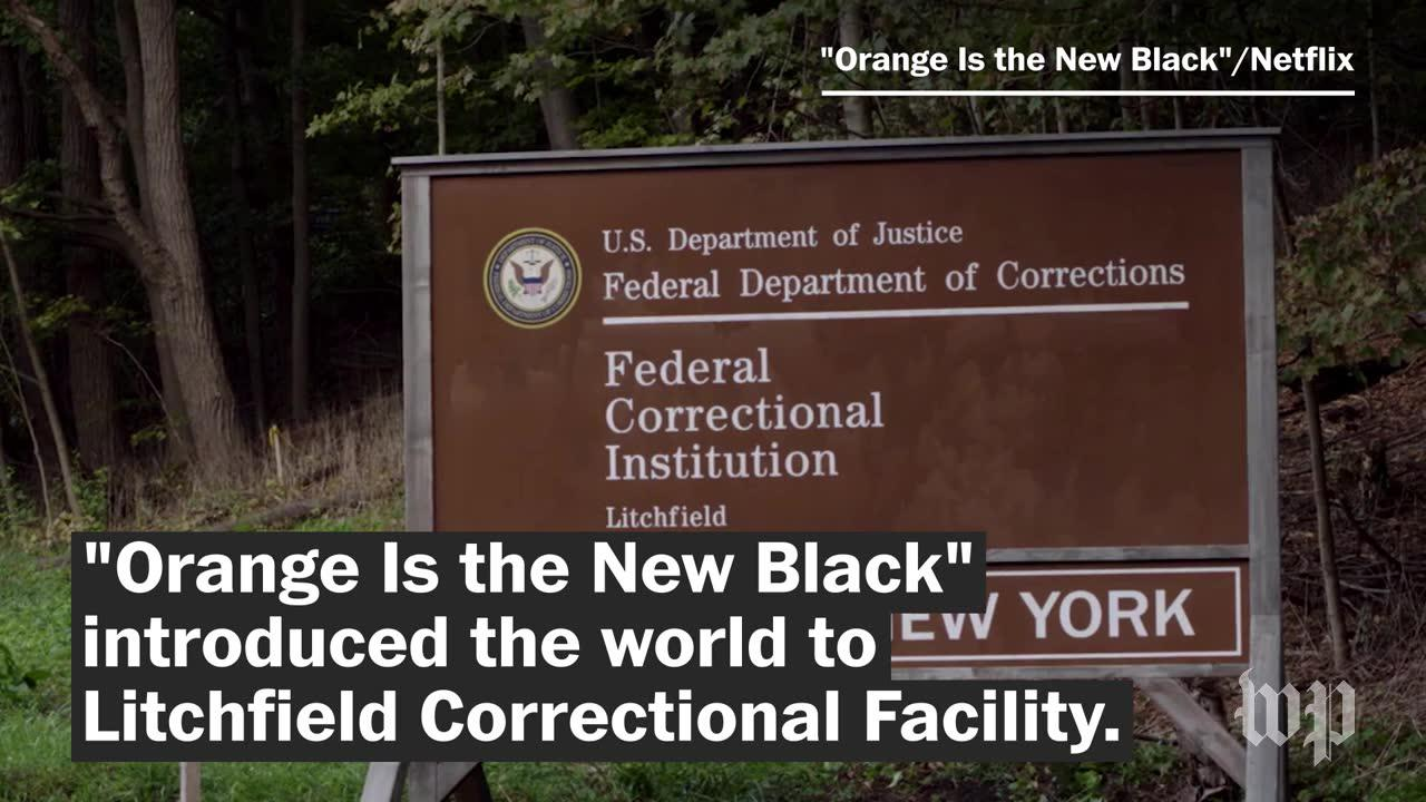 This women's prison was famous before 'Orange Is the New Black'