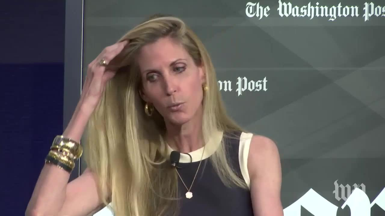 Ann Coulter: 'I think the college campuses have gone in insane'