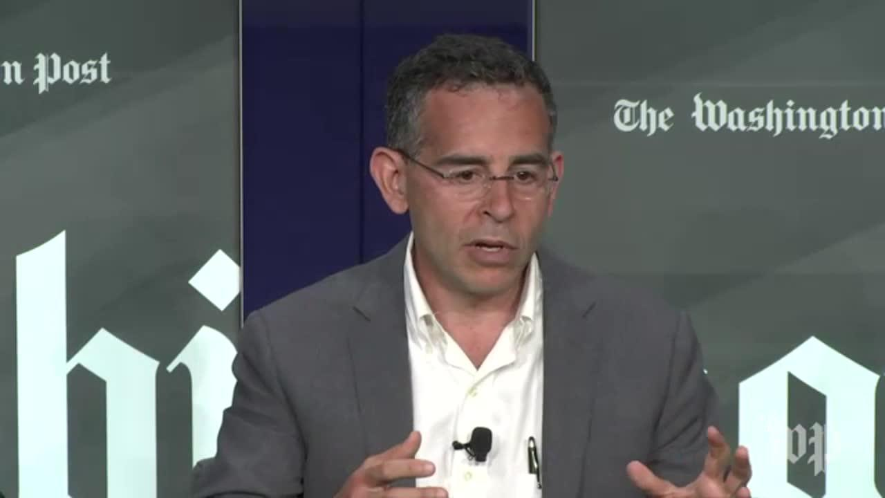 Dr. Andrew Kolodny: Opioid crisis 'not an abuse crisis, it's an addiction epidemic'