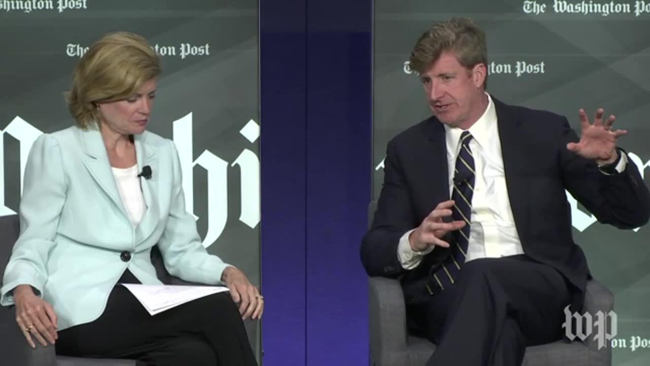 Former Congressman Patrick J. Kennedy on how White House should respond to addiction crisis
