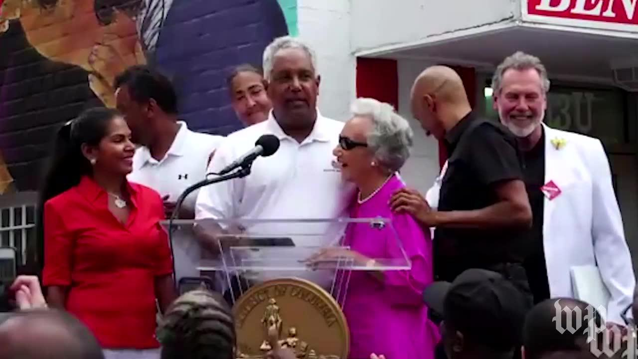 Ben's Chili Bowl mural gets some new faces