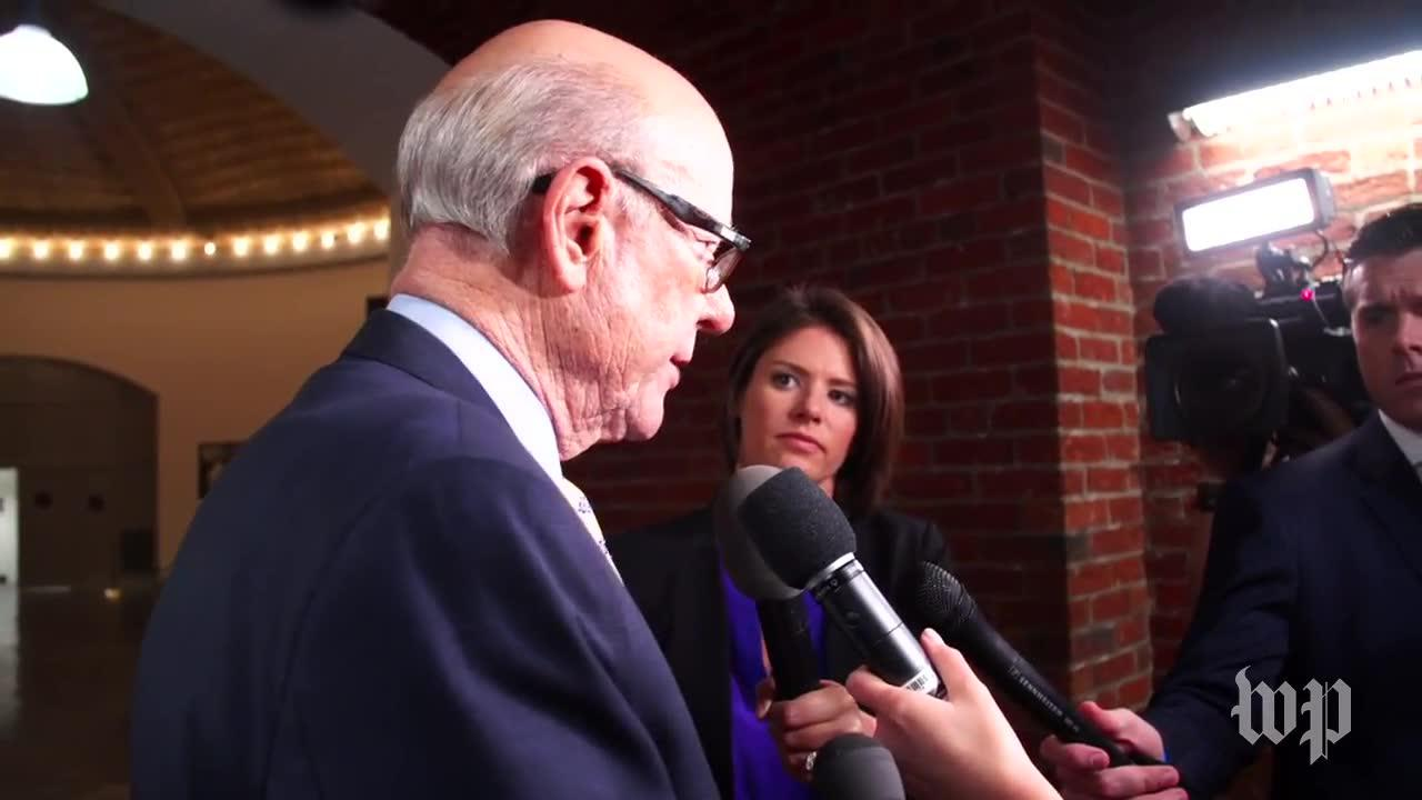 Sen. Pat Roberts: 'We can't just sit back' on health care