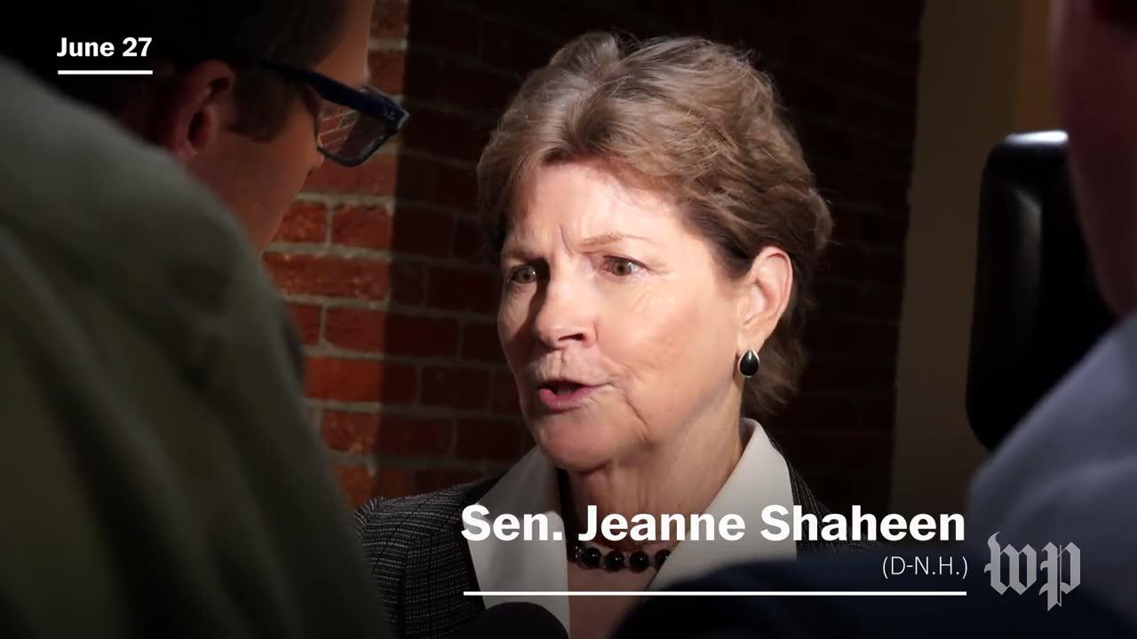 Shaheen: GOP and Democrats should 'work together' to 'improve' the ACA