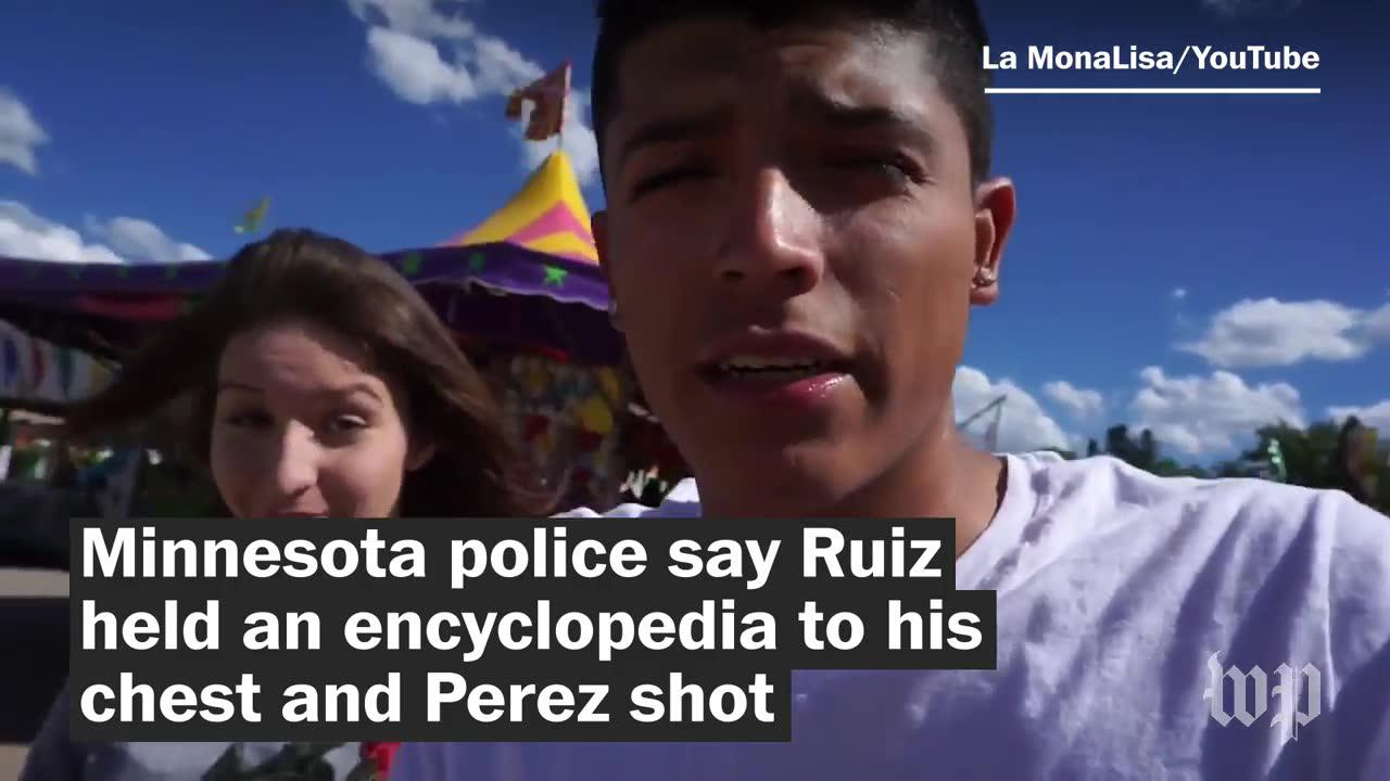 Aspiring YouTube star shoots and kills boyfriend in stunt gone wrong