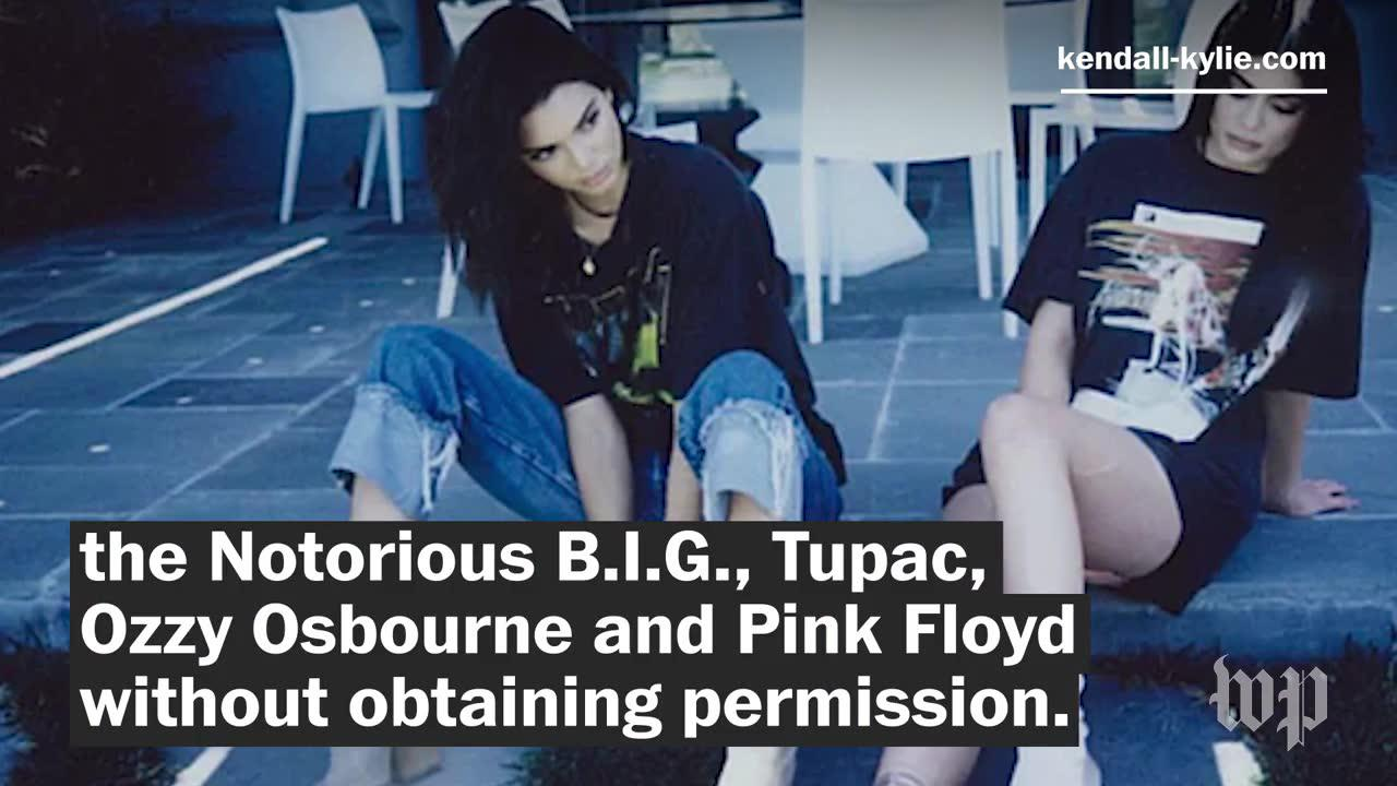 Kendall and Kylie Jenner apologize for controversial T-shirts
