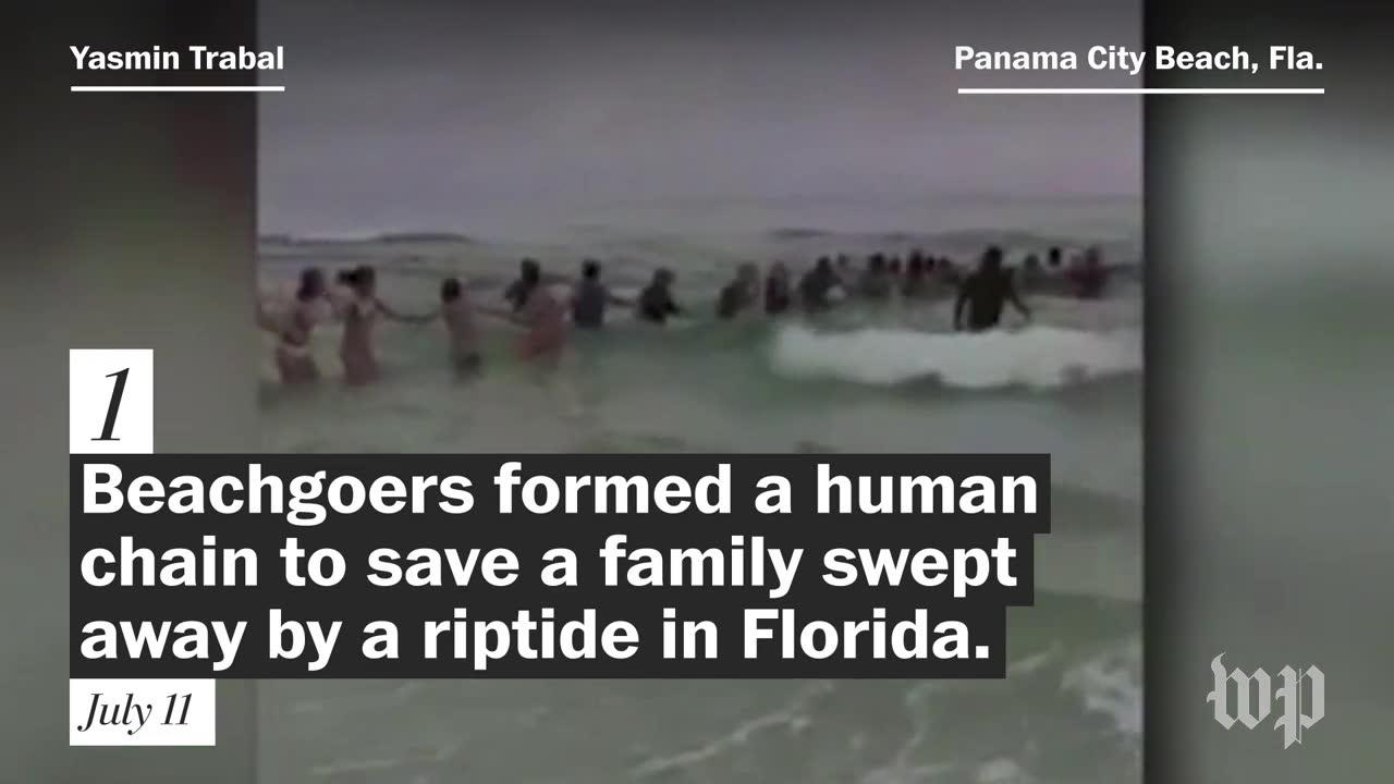 4 heroic rescues by ordinary people
