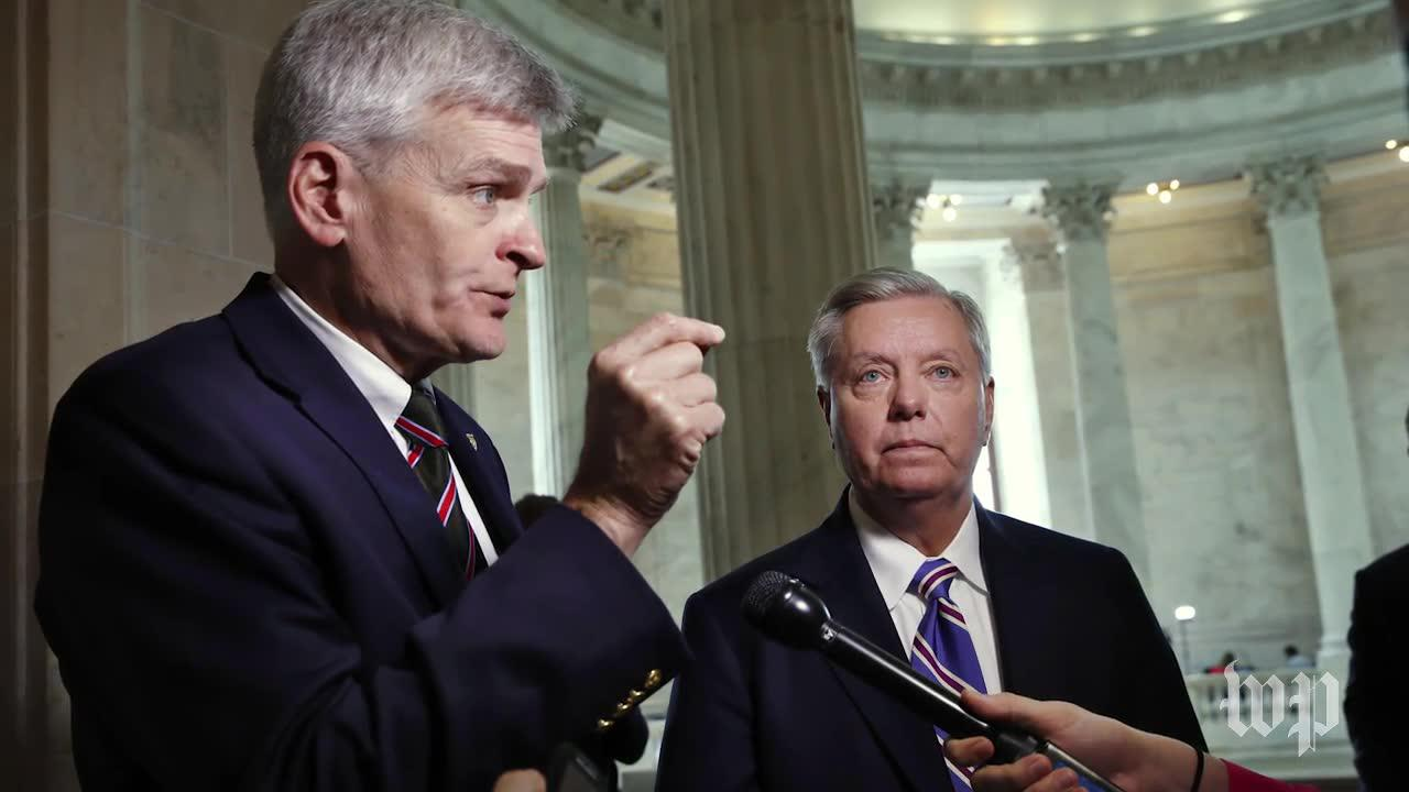 Why did two gop senators just introduce a competing health-care plan?