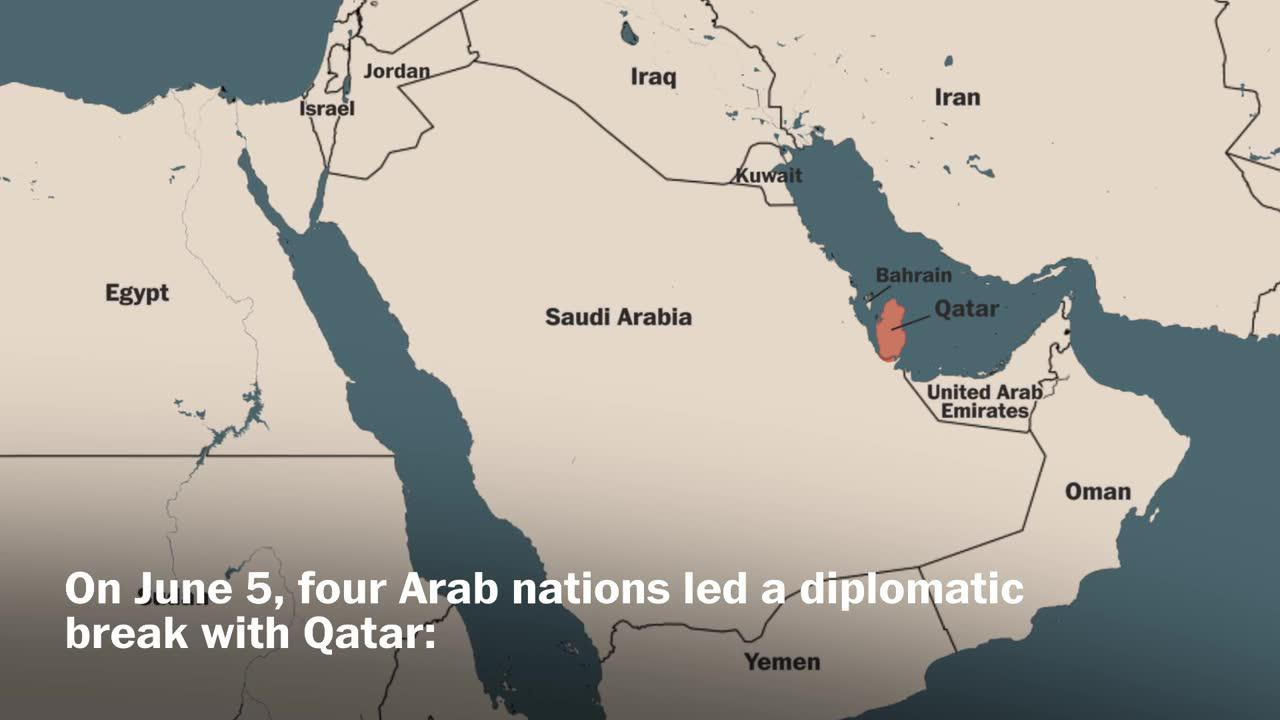 What You Need To Know About The Diplomatic Split With Qatar