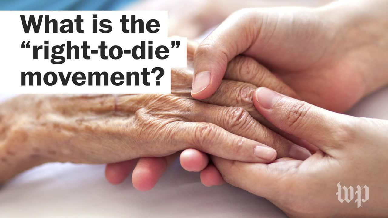 What Is The 'Right To Die' Movement?