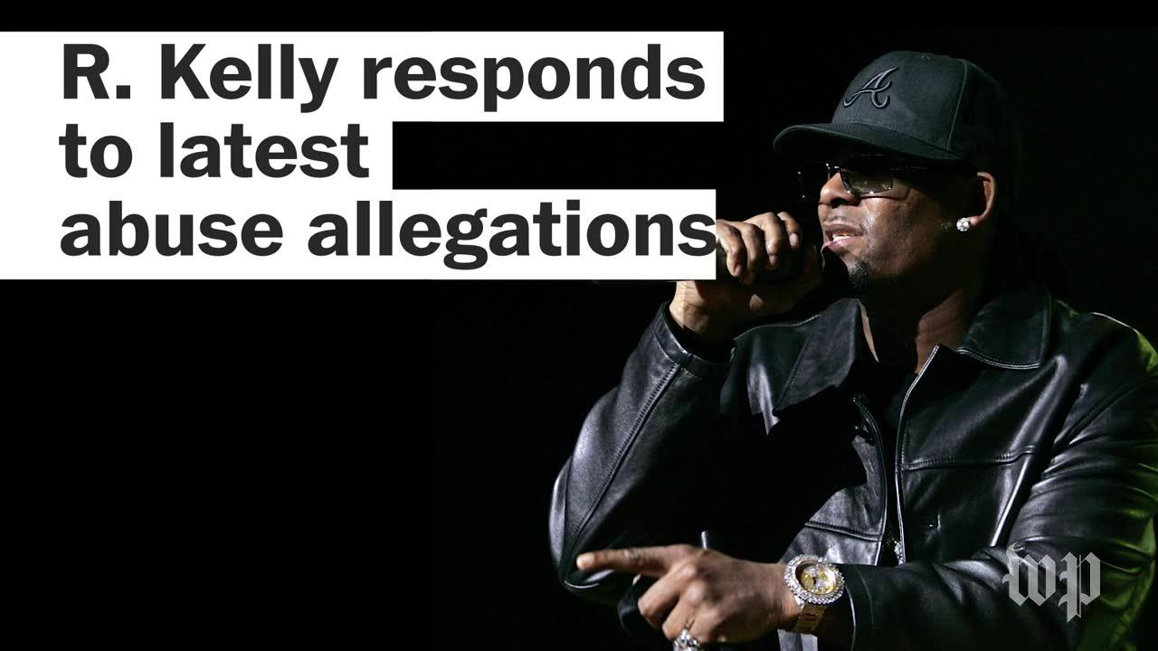 R. Kelly Denies Allegations Of Abusing Women And Holding Them In A 'Cult'