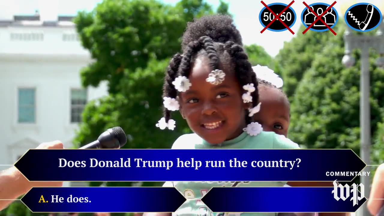 Short Takes: We Asked Kids About The White House