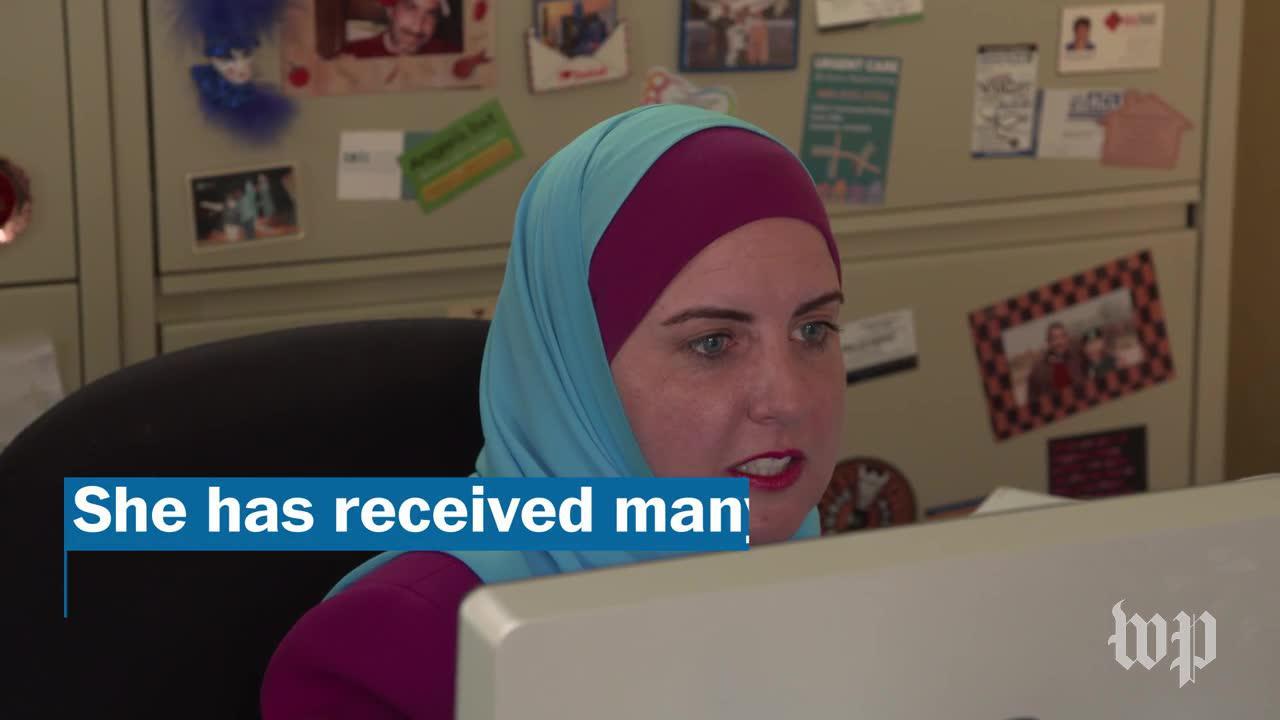Muslim American Candidate For Senate Discusses Hate Speech