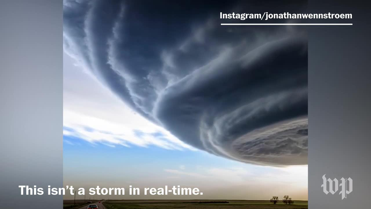 Watch: These Weather Animations Are Going Viral.