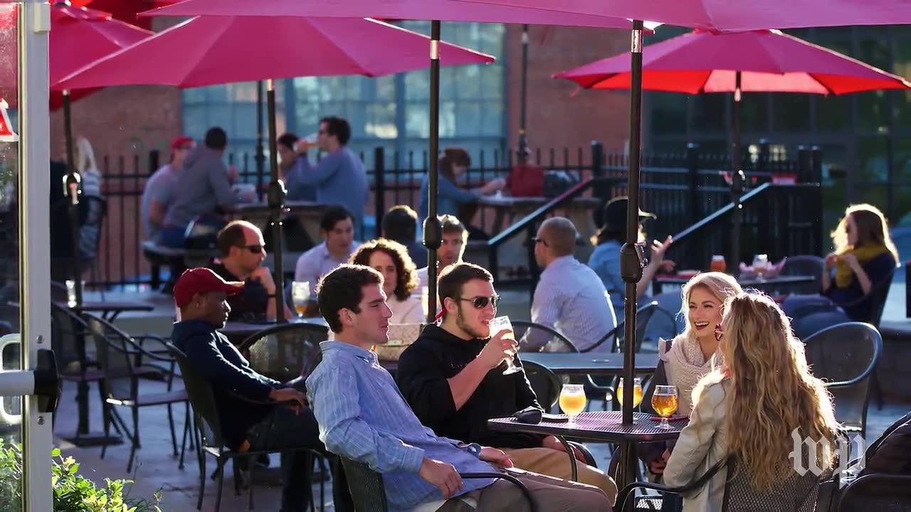 Three Reasons For The Beer Garden Boom
