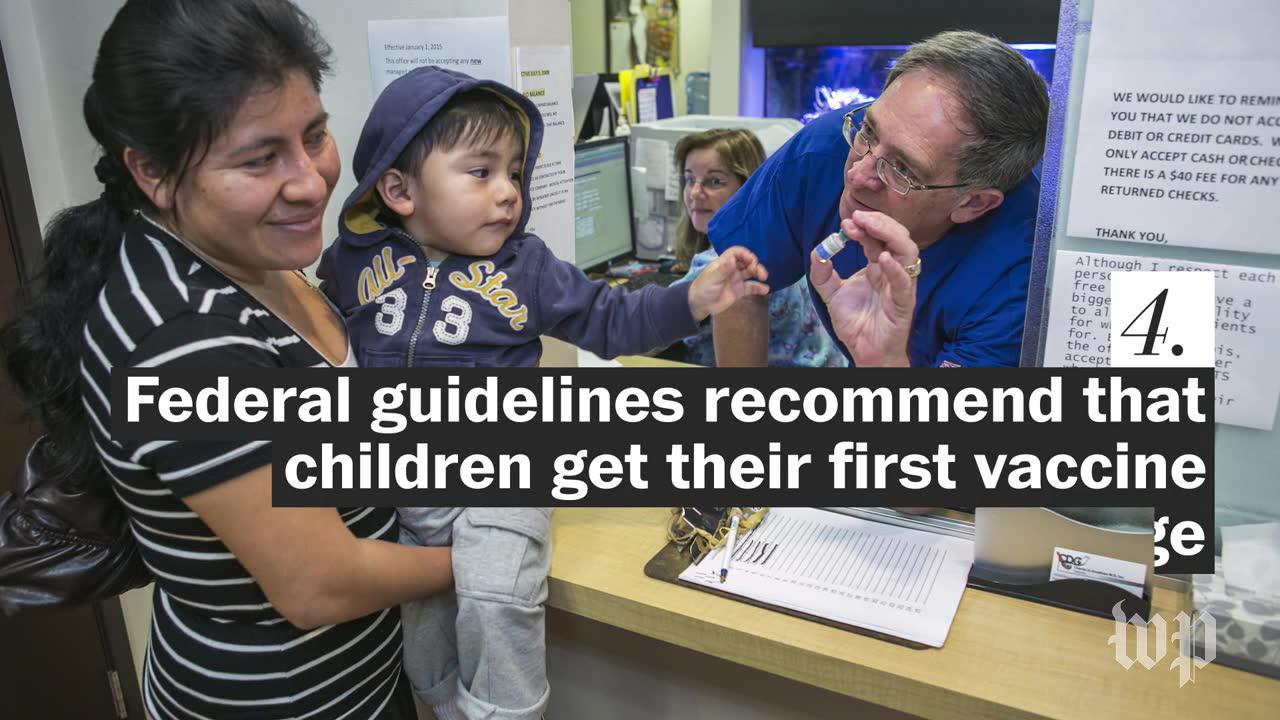 Five Things To Know About Measles