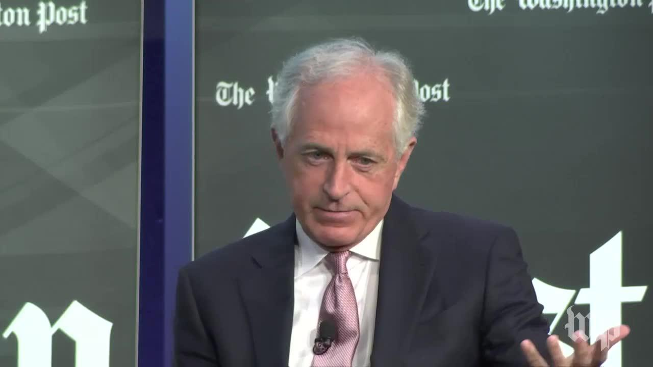 Sen. Bob Corker: 'No Professional Reason' For Attorney General Jeff Sessions To Step Down
