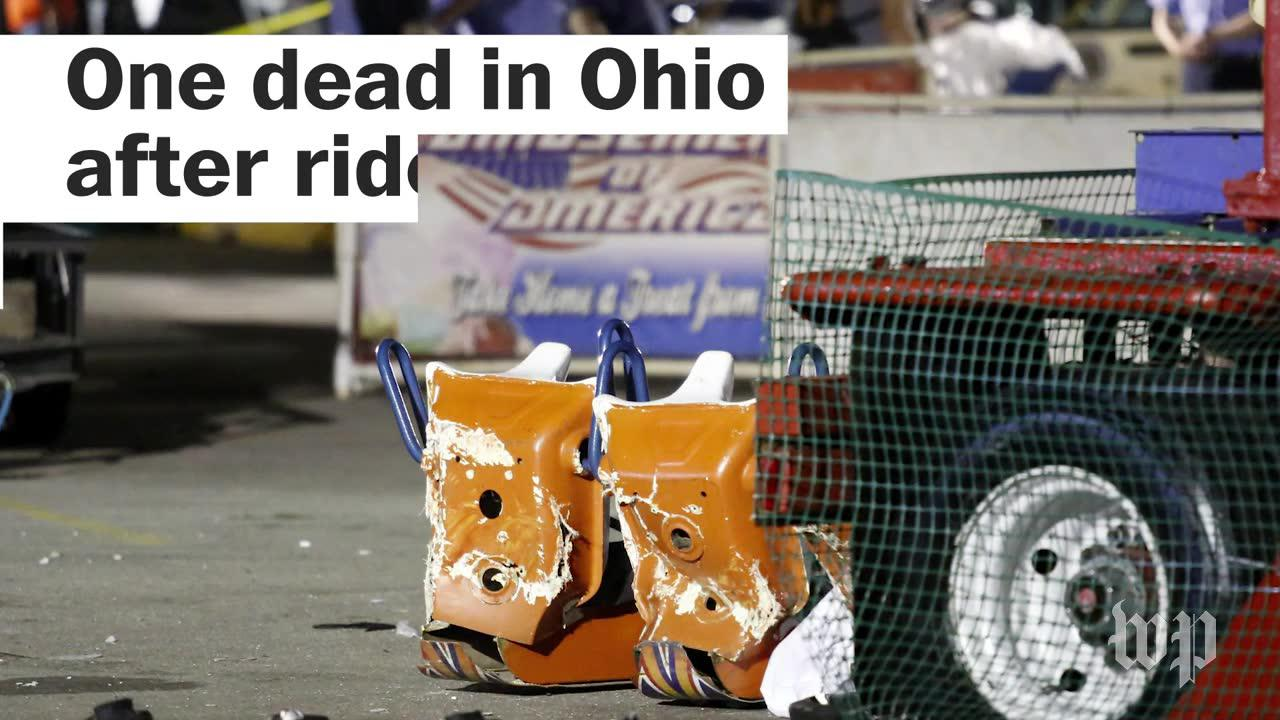 One Dead In Ohio After Ride Malfunctions At State Fair