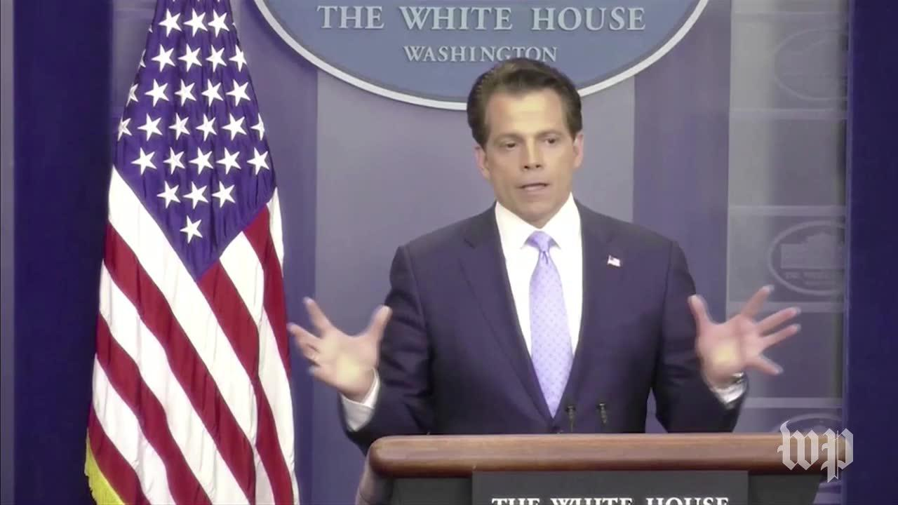 Scaramucci'S War On Leaks Escalates White House Tension