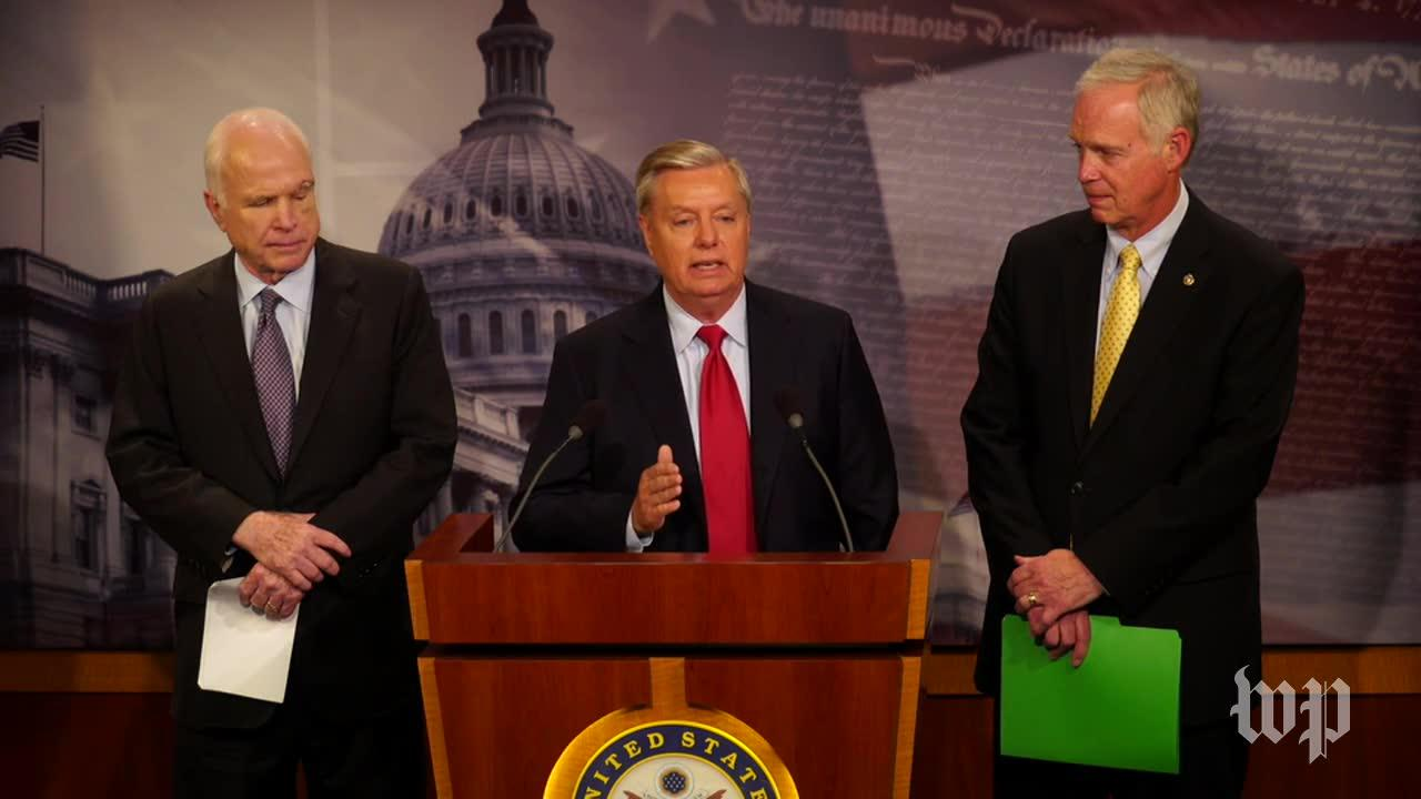Graham Calls 'Skinny Bill' 'Terrible Policy'