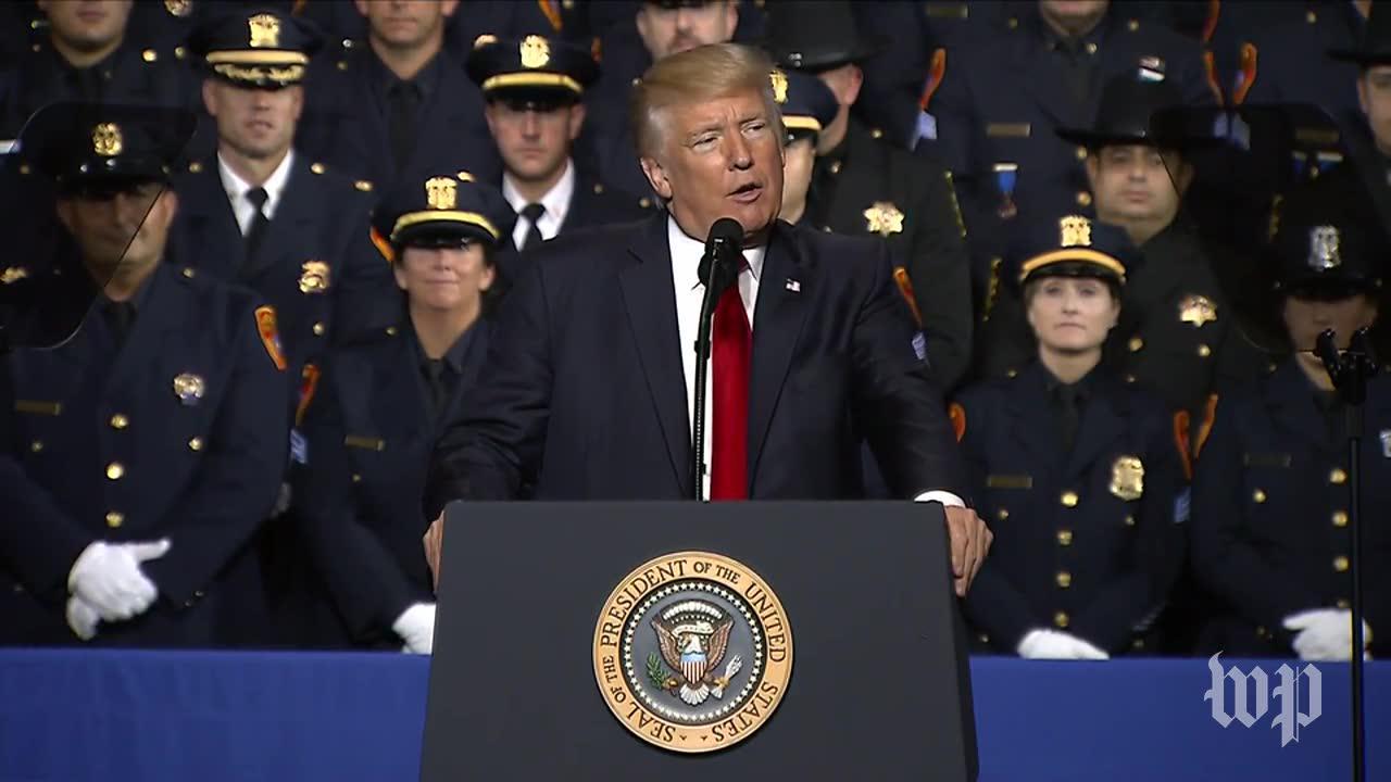 Trump Calls Ms-13 Gang Members 'Animals'