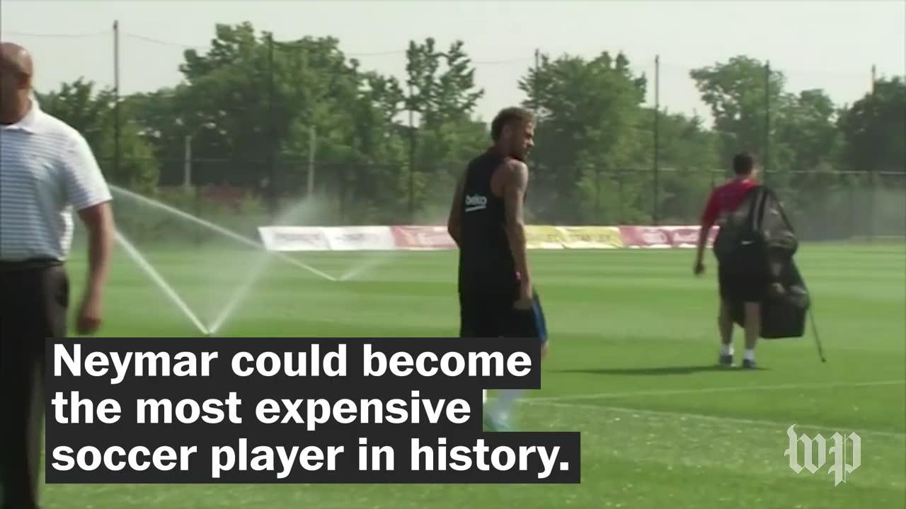 What You Could Buy With Neymar'S Reported Record-Breaking Transfer Fee