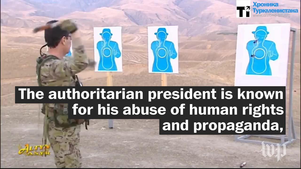 Arnold Schwarzenegger Has No Idea He Stars In Turkmenistan Leader'_...