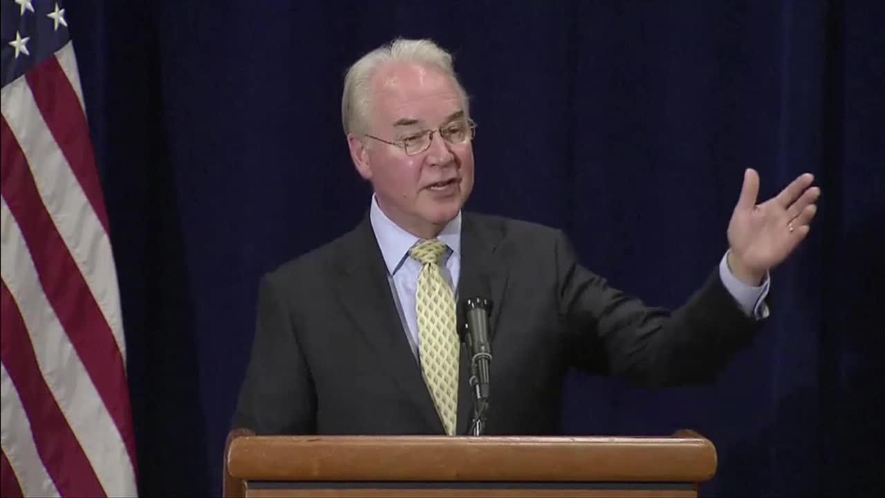 Price: 'Nobody Is Interested In Cutting Medicaid'