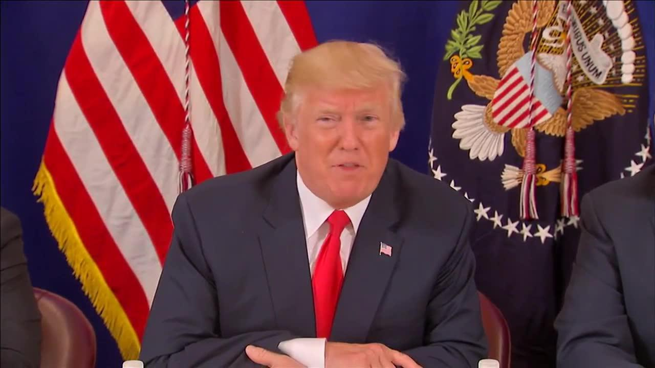 Trump Says Iran Is Not In Compliance With Nuclear Deal