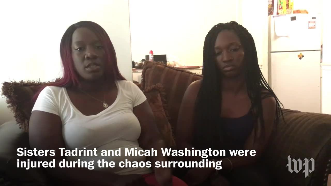Injured Charlottesville Sisters Sue White Nationalists