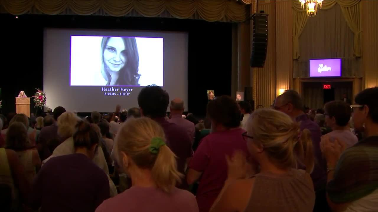 Heather Heyer'S Mother: You Didn'T Shut Her Up, You Just Magnified_...