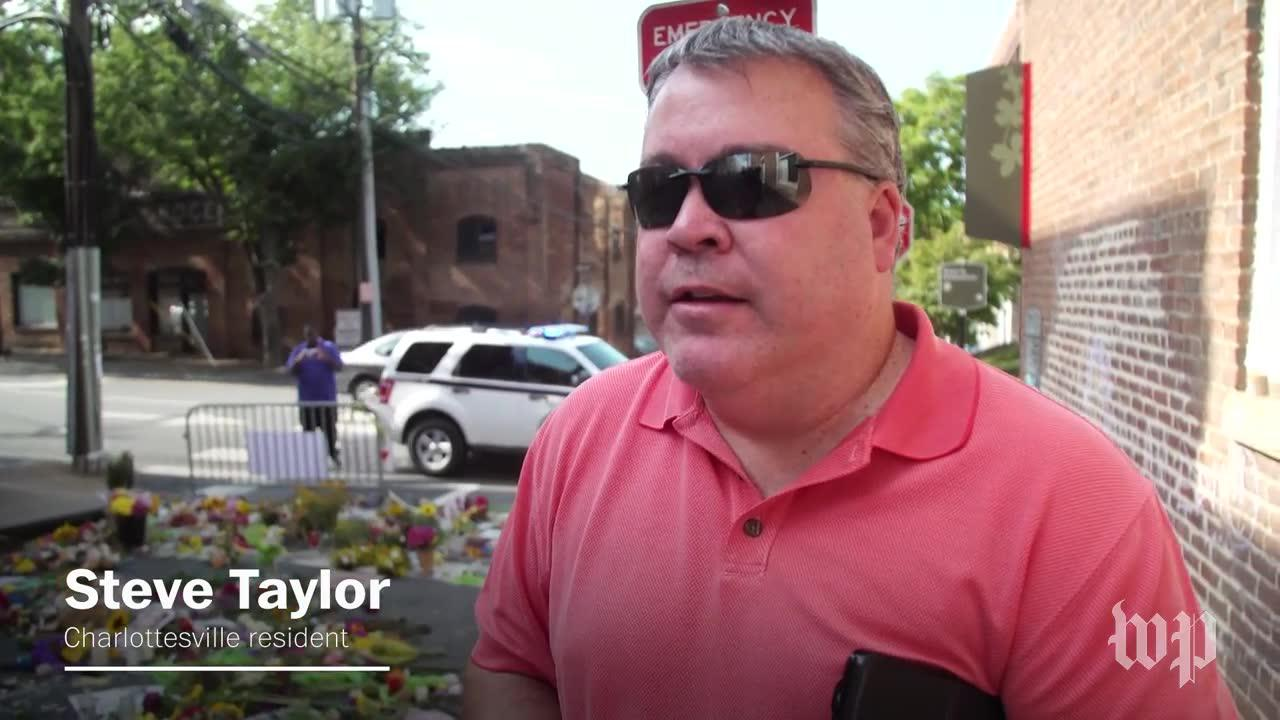 Watch What Charlottesville Residents Had To Say About The Violence_...