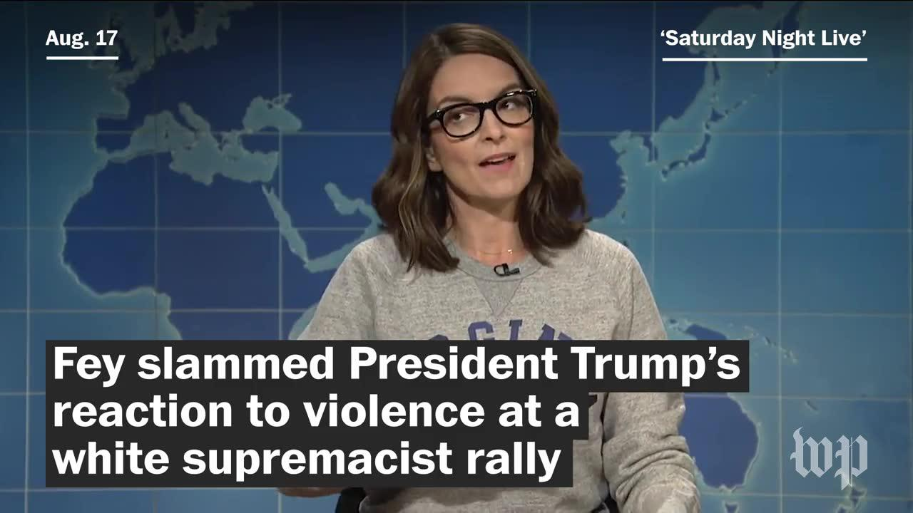 4 Times Tina Fey Got Political