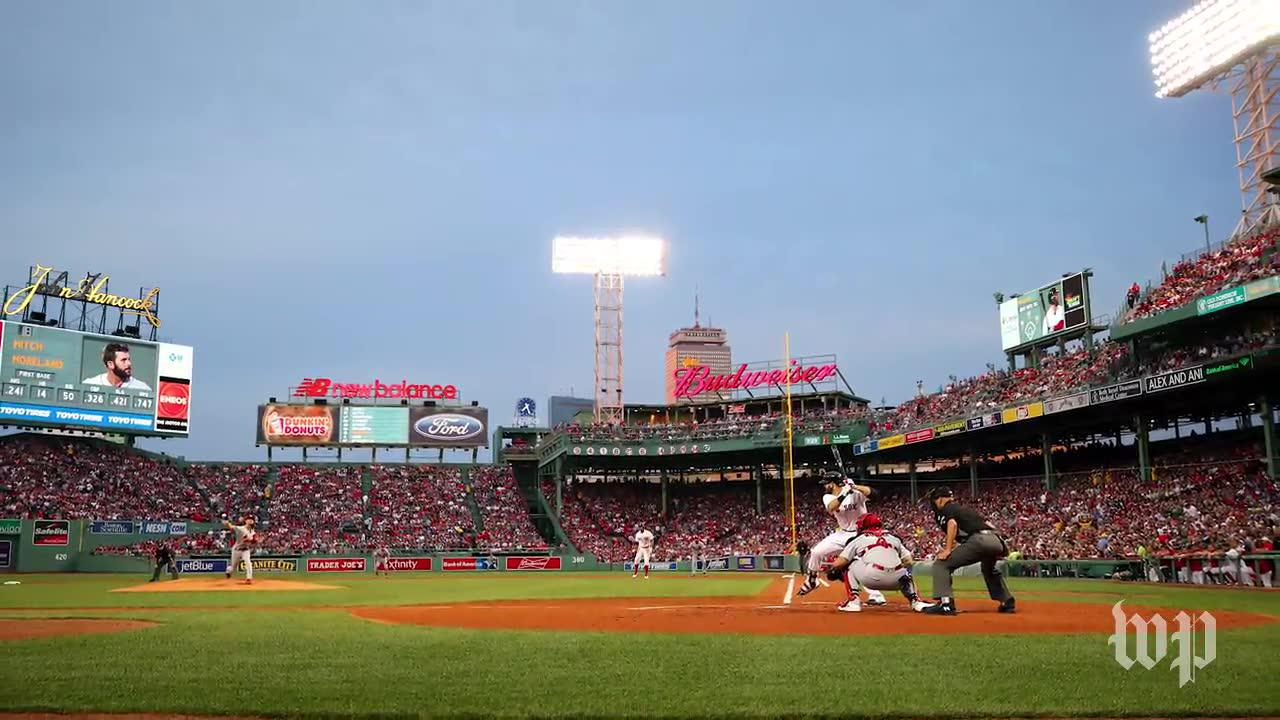 Why The Red Sox Want To Rename Yawkey Way