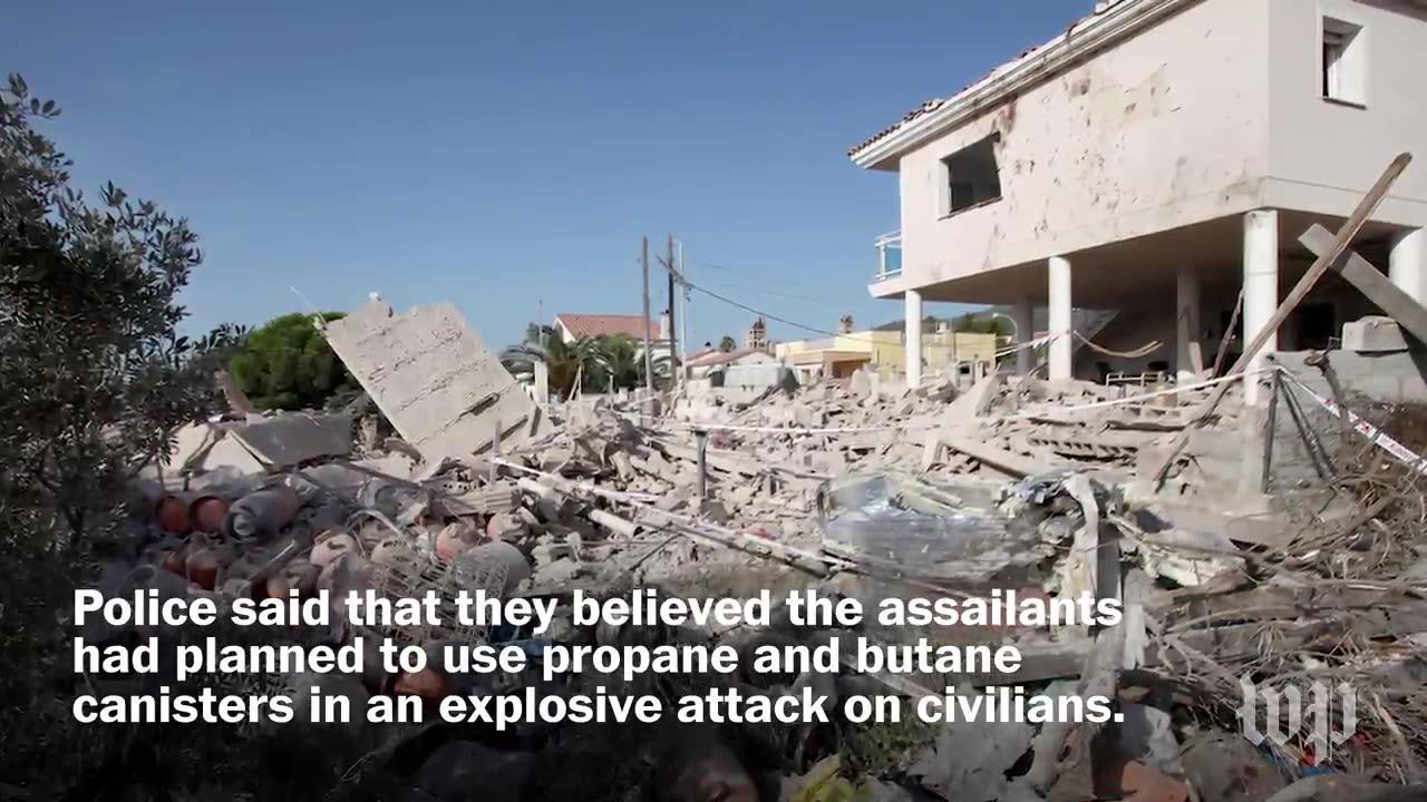 Spain Investigates Large-Scale Terrorist Plot