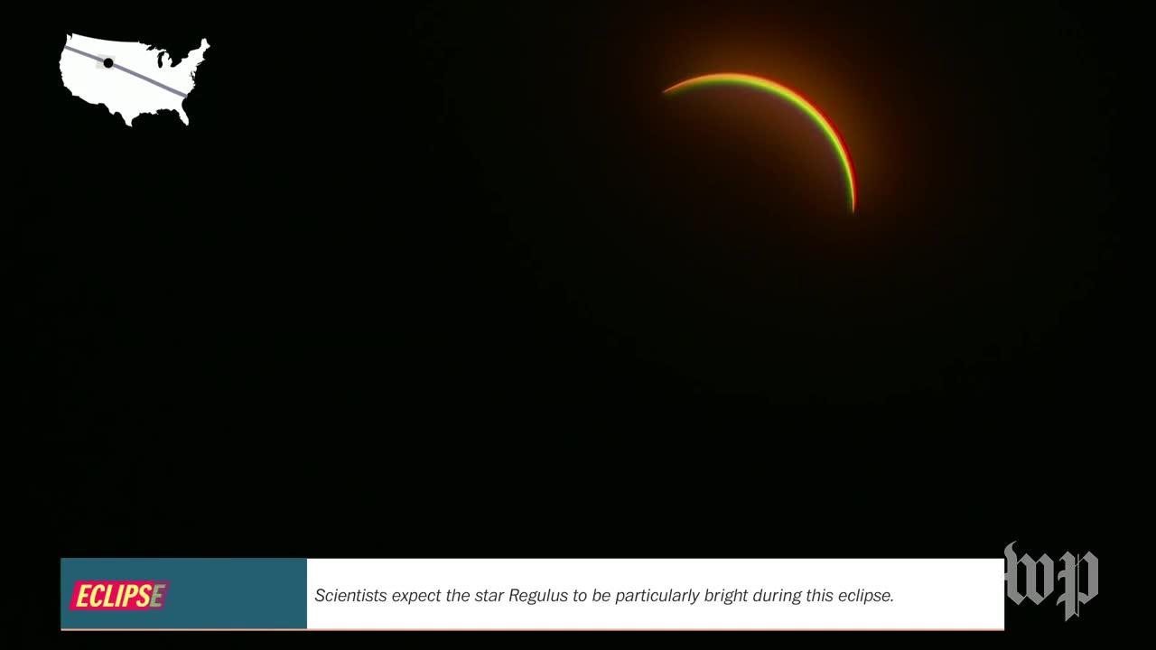 Watch Highlights From The Great American Eclipse