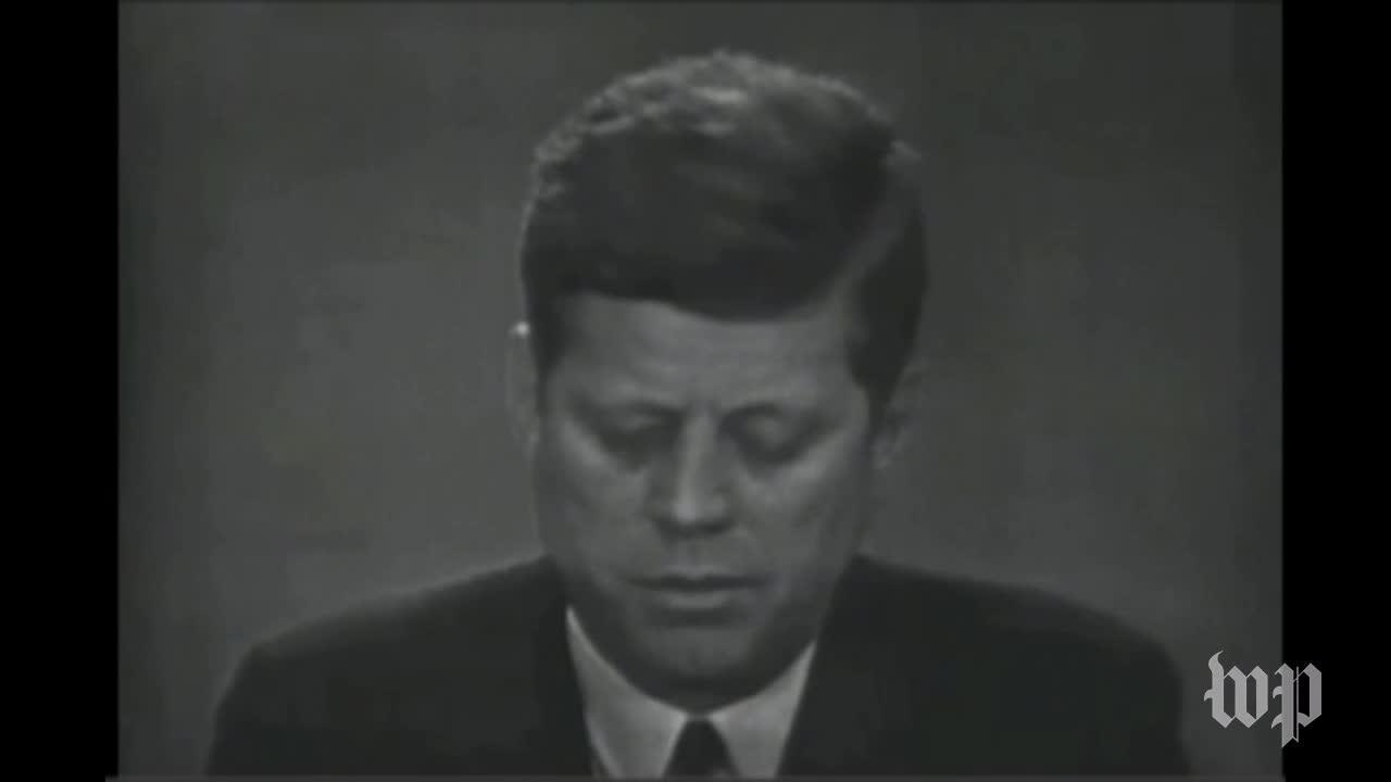 President John F. Kennedy'S Remarks On Civil Rights