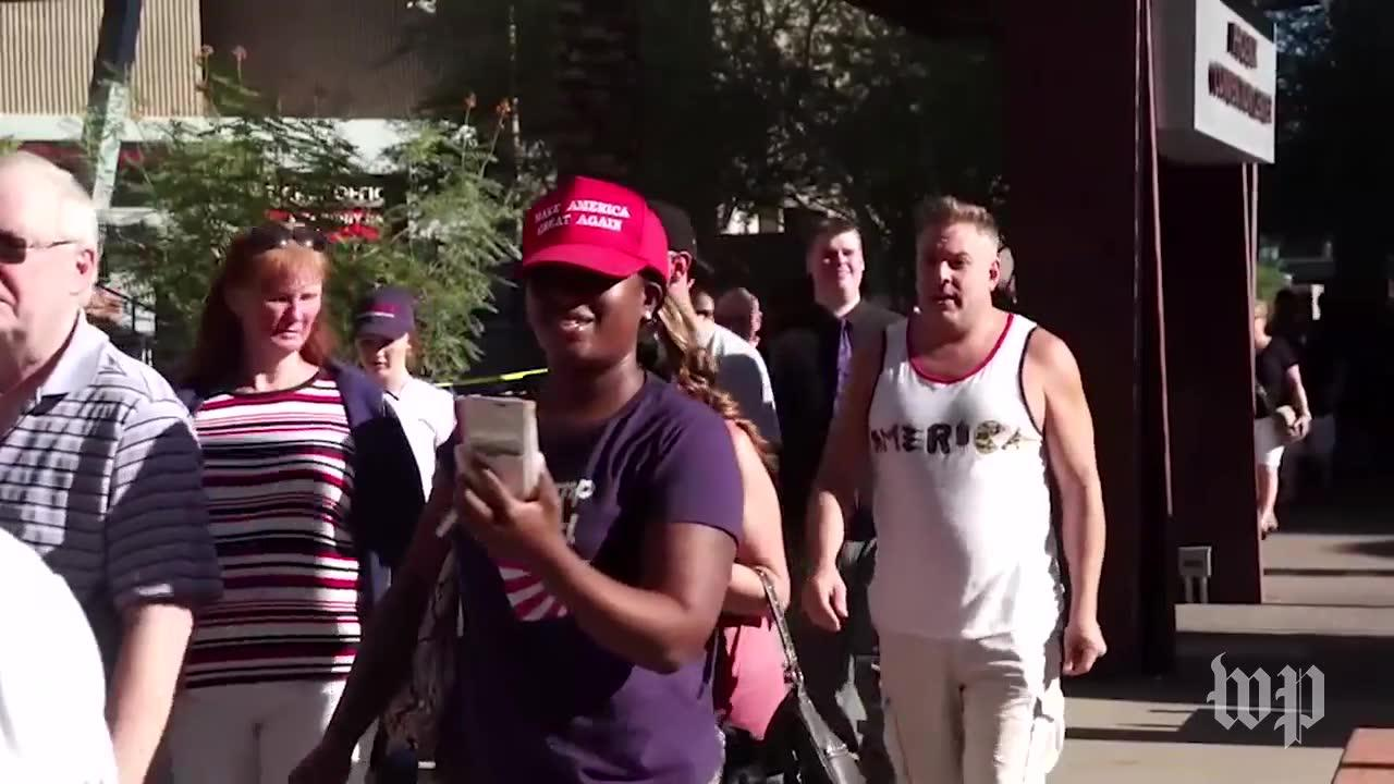Trump'S Phoenix Rally Ignites Mixed Reactions