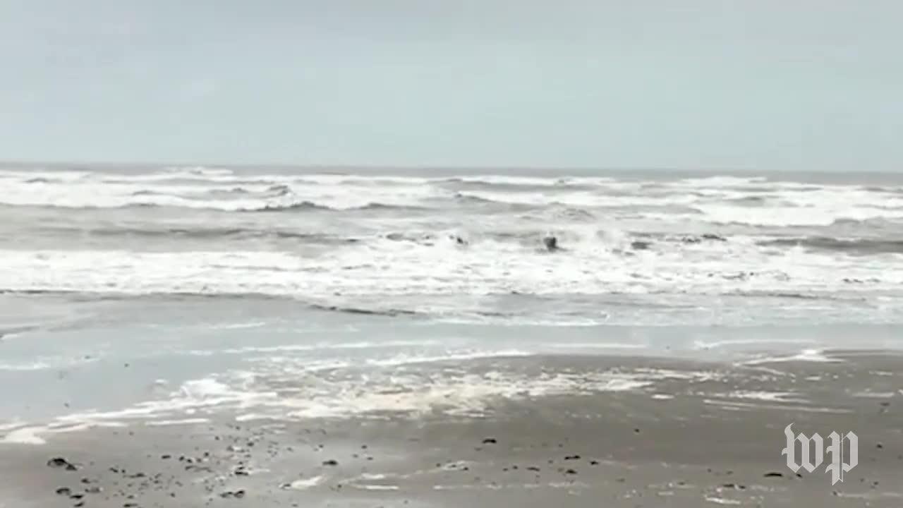 Hurricane Harvey Races Toward The Texas Coast