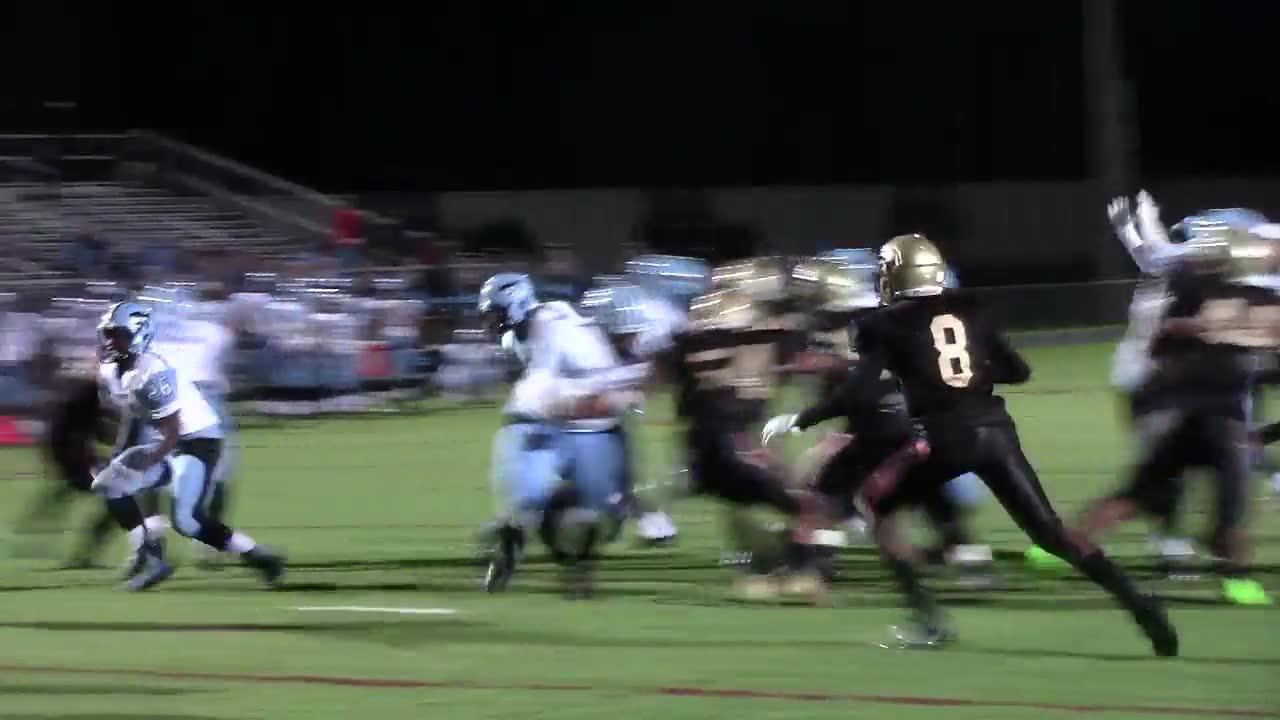 No. 11 Centreville Goes On The Road And Shuts Out Stonewall Jackson