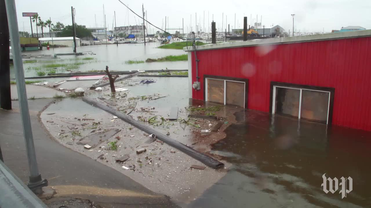 'The Craziest Thing I'Ve Ever Seen': Houston Residents Assess Stor_...