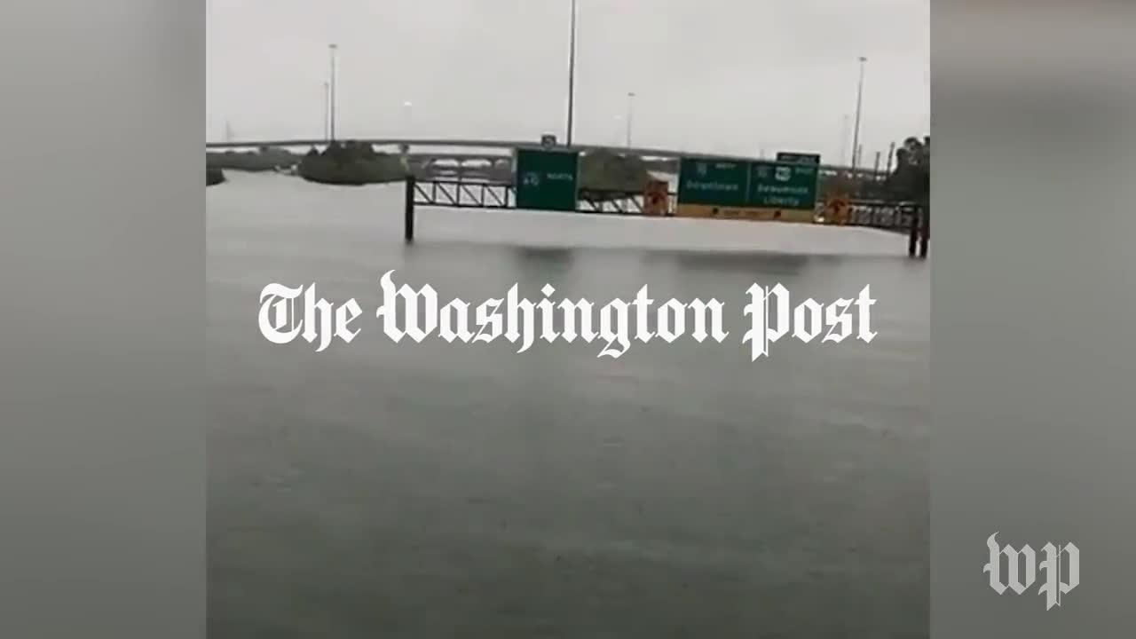 Hurricane Harvey Causes Catastrophic Flooding In Texas