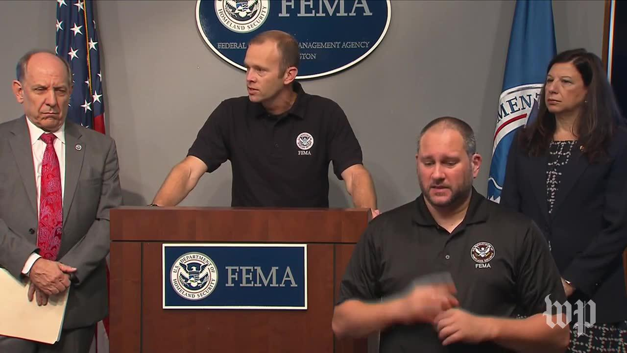 Fema Calls Harvey A 'Landmark' Event In Texas, Asks Public For Help