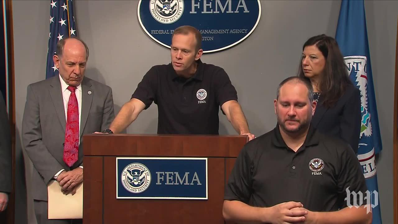Should Houston Have Been Evacuated Ahead Of Harvey? Fema Responds
