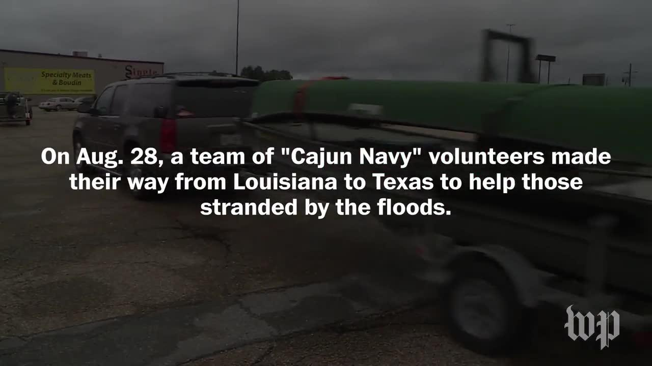 'Cajun Navy' Volunteers Remember When Their Towns Flooded. Now The_...